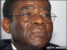 Equatorial Guinea's President Obiang