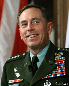 Gen David Petraeus (September 2009)