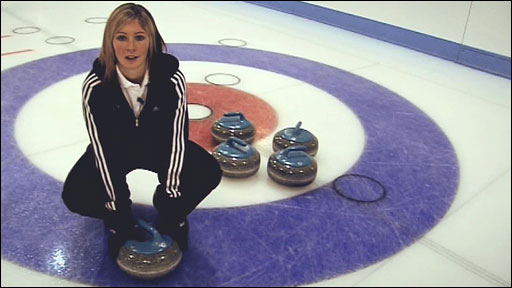 GB women's curling skipper Eve Muirhead