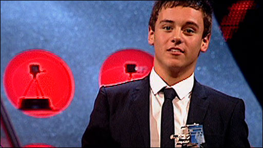 Young Personality 2009 Tom Daley