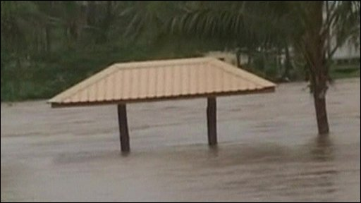 Fiji Cyclone Flood