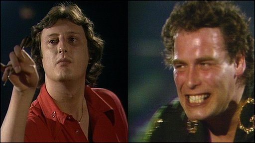 Classic Arrows - Eric Bristow v Bobby George, 1980 BDO World Darts Championship
