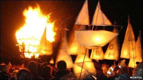 The Montol Festival