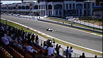 A Brawn at the 2009 Turkish Grand Prix