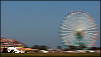 Suzuka is one of the world's greatest circuits