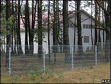 Lithuanian State Security training centre at Antaviliai, 19 Nov 09
