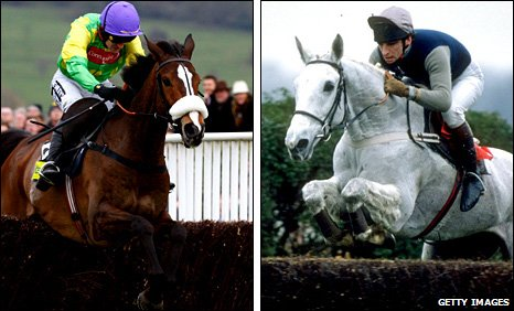 Kauto Star and Desert Orchid