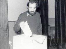 Nicu Ceausescu casting vote