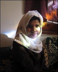 Yemeni schoolgirl Nujood