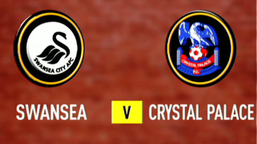 Swansea 0-0 Crystal Palace (UK only)