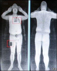 Bbc Body Scanners At Manchester Airport X Ray Or X Rated