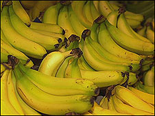 Bananas, file pic
