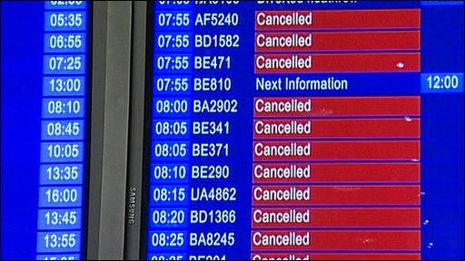 Manchester delays