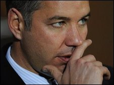 Former Peterborough boss Darren Ferguson