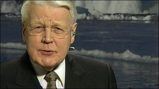 Icelandic President Olafur Ragnar Grimsson