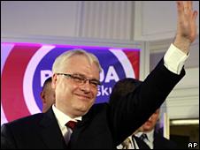 Ivo Josipovic (10 January 2010)