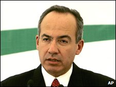 Felipe Calderon
