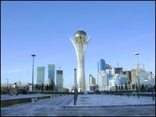 Kazakh capital Astana