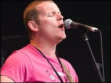 Nigel Clark of Dodgy