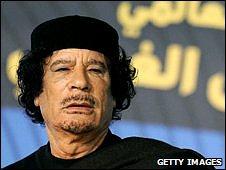 Maummar Gaddafi