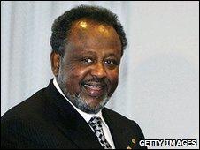 President Guelleh