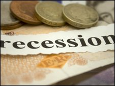 Recession: money