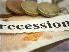Recession: money
