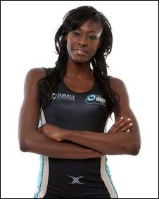 Surrey Storm captain Sonia Mkoloma
