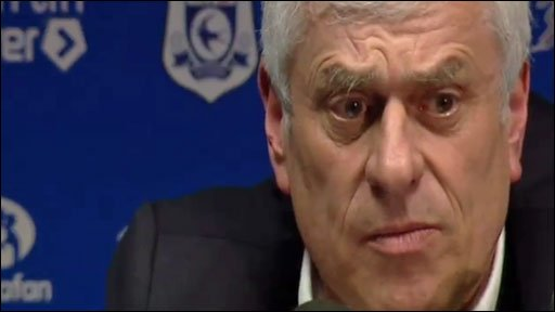 Cardiff City chairman Peter Ridsdale apologises for misleading fans