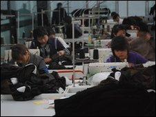 Xu Yunxu's factory in Wenzhou
