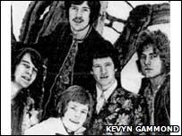 Band of Joy, featuring Robert Plant and John Bonham