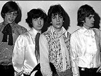 Pink Floyd in their Syd Barrett period