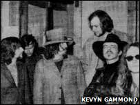Captain Beefheart at Frank Freeman's in Kidderminster