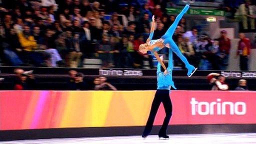 Tatiana Totmianina & Maxim Marinin