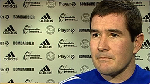 Derby boss Nigel Clough