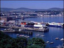 Douglas Port, IoM