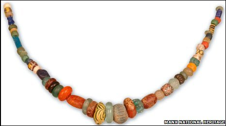 Pagan Lady's Necklace: Manx National Heritage