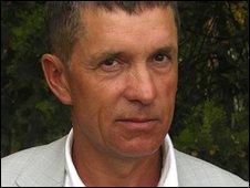 Gennady Pavluk. Image courtesy of Olga Kolosova