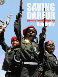 Book cover of Saving Darfur