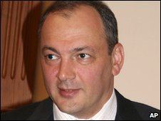 President Magomedsalam Magomedov