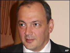 President Magomedsalam Magomedov