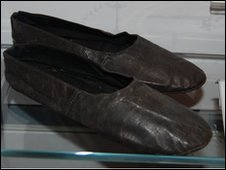 Mary Potter's slippers