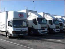 Yorkshire Aid Convoy