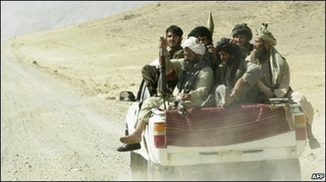 Taliban militants