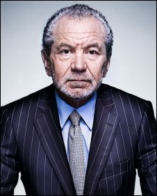 Sir Alan Sugar, The Apprentice