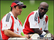 Andrew Strass (left) & Michael Carberry