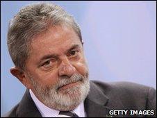 President Lula da Silva
