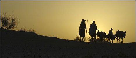 Tuaregs in Niger