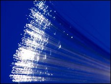 Fibre optic cable (file image)