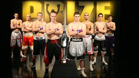 The Prizefighter light-middleweights